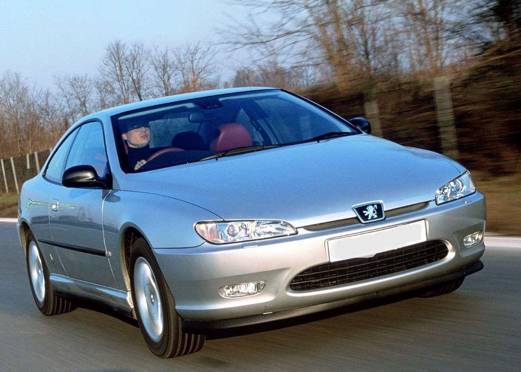 Peugeot406Coupe-Front